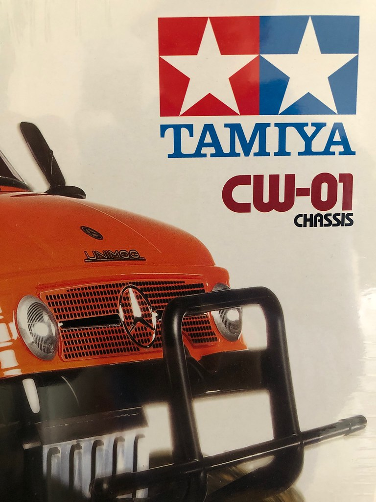 CW-01 Unimog