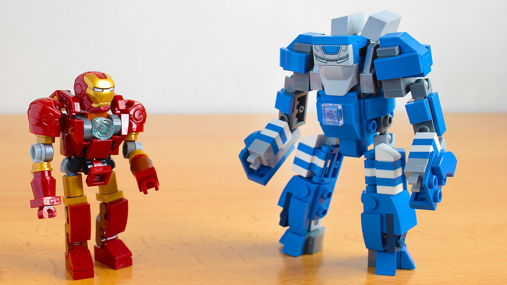 Lego Iron Man Igor MOC