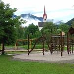 Flora playground Welsberg-Taisten