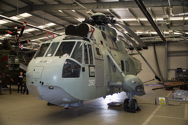 Sikorsky SH-3D Sea King XV370