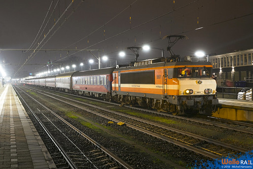 9901 Railexperts . Alpen Express . Venlo . 04.01.19.