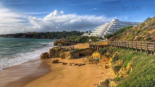 Praia da Oura Leste, Albufeira, Portugal - 2105   by HereIsTom