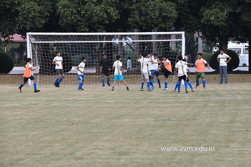 Inter House Football Competition 2018-19 7 (13) | by Atmiya Vidya Mandir