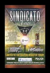Sindicato Cup Charity Golf Tournament