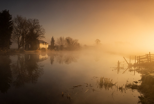 Zouch Sunrise