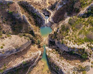 Bird's Eye ...😍  Deep Sharif Ponds , Soon Valley , Pakistan... PC: SM Bukhari        ------------------------------- #SVTAC_Club #Waterfalls #Nature #Forest #Soon_Valley #Khushab #Culture #photography #Archaeology  #Awosome #Nature_Love #Beauty | by soonvalleytoursadventureclub37