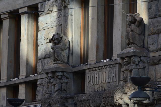 Pohjola Insurance building, Helsinki