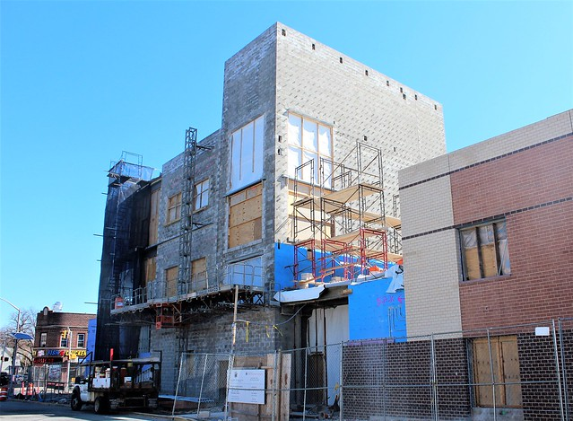 Construction Progress – March 2019
