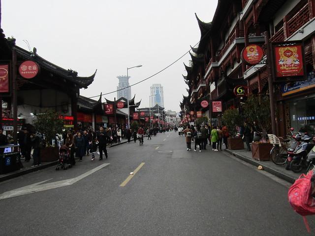 Shanghai - Jiu Xiao Chang Road