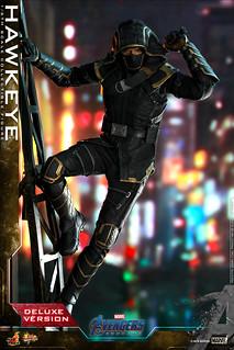 Hot Toys - MMS532 -《復仇者聯盟:終局之戰》鷹眼 (豪華版) Hawkeye (Deluxe Version) 1/6 比例人偶作品
