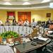 Reunión del gobierno con NICAFÉS