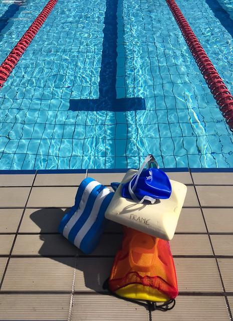 15/365 morning swim