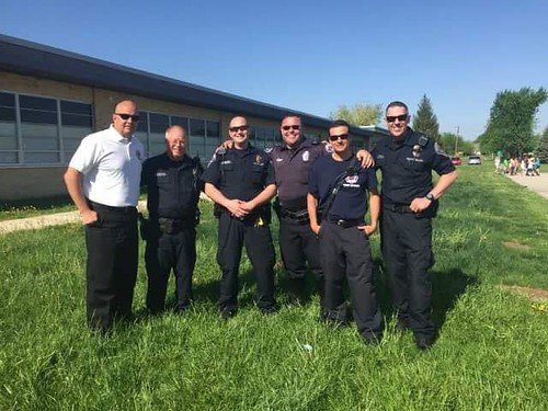SPD and SFD at Wheeler Elementary | by speedwaycommunitypolicing