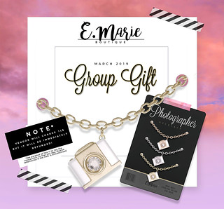 e.marie // Group Gift March 2019