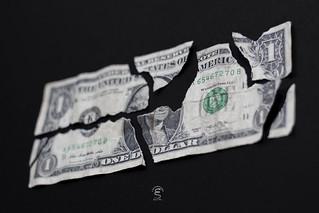 Broken dollar | by Eugenio_81