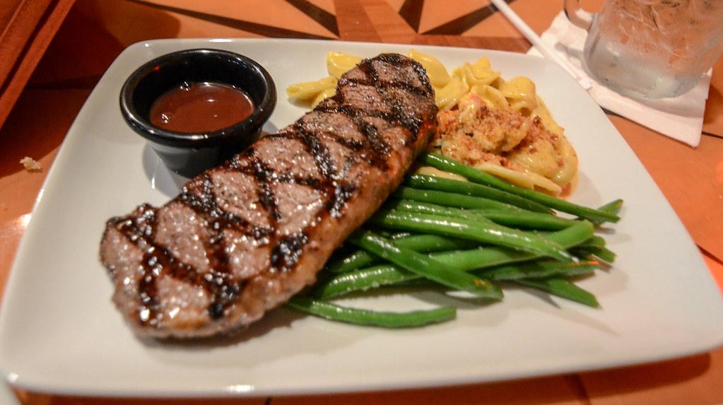 Boatwright's steak