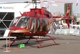 OK-SGR Bell 407.