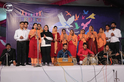 English devotional song by devotees from Sri Ganganar RJ