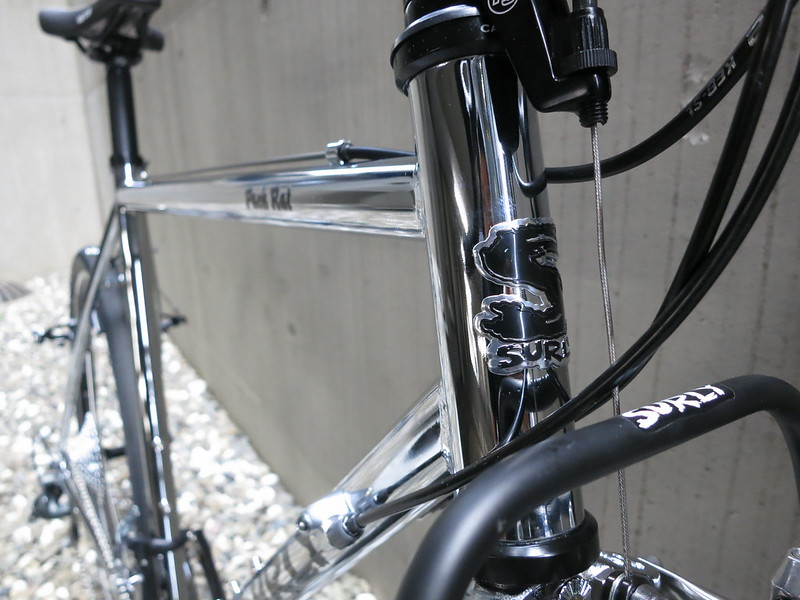 SURLY Pack Rat Chrome Hed