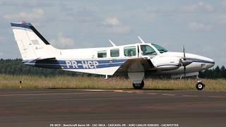 PR-WCP - Beechcraft Baron 58
