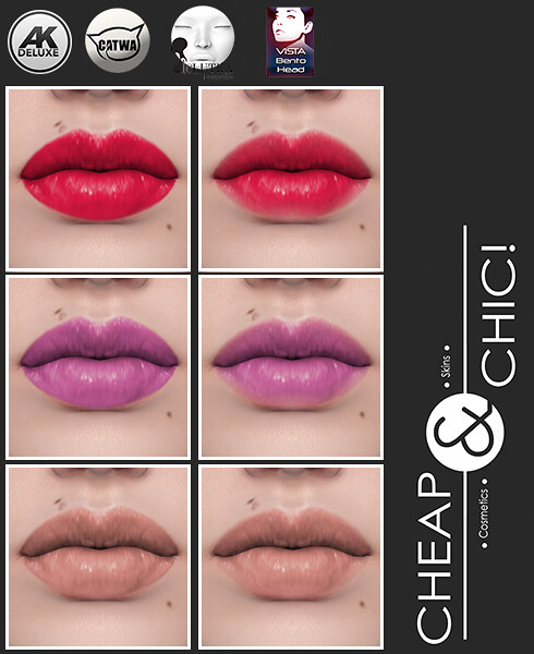 Sweet Lipstick Group gift