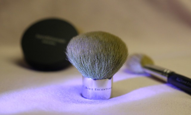 BareMinerals ~ natural haired brushes