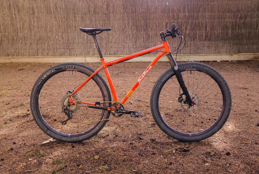 Salsa El Mariachi gravel bike