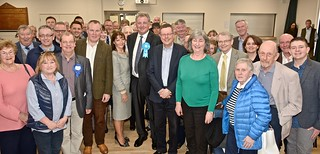 Conor attends Police and Crime Commissioner selection | by Conor Burns - Conservative