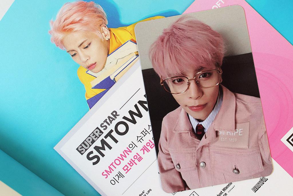 Jonghyun Photocard