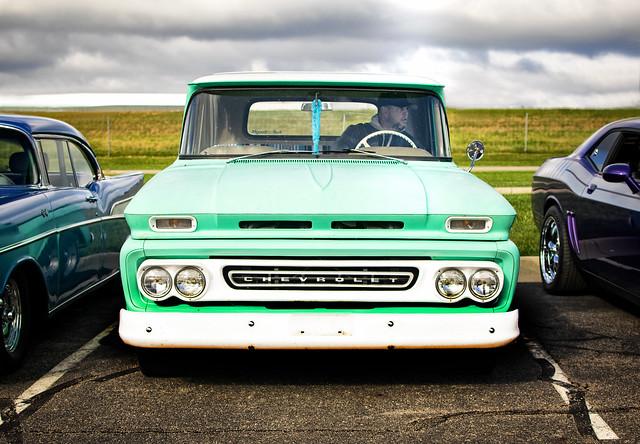 '62 Chevy pickup