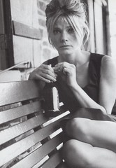 Vogue Italia editorial shot by Steven Meisel 1995