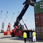 Chabahar Port opens for TIR with first Afghan-Iran-India transport (8)