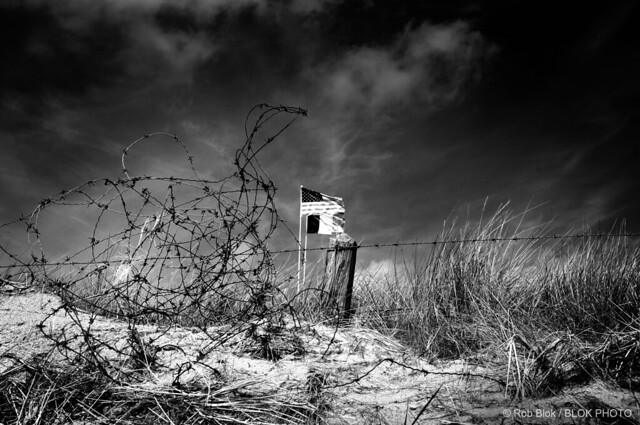 Utah Beach-BP72453bw