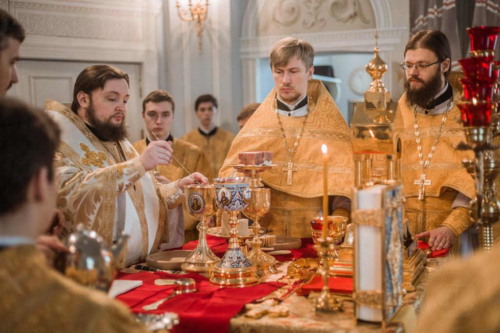 9-10 Марта 2019,  Неделя сыропустная / 9-10 March 2019, Cheese-fare Sunday