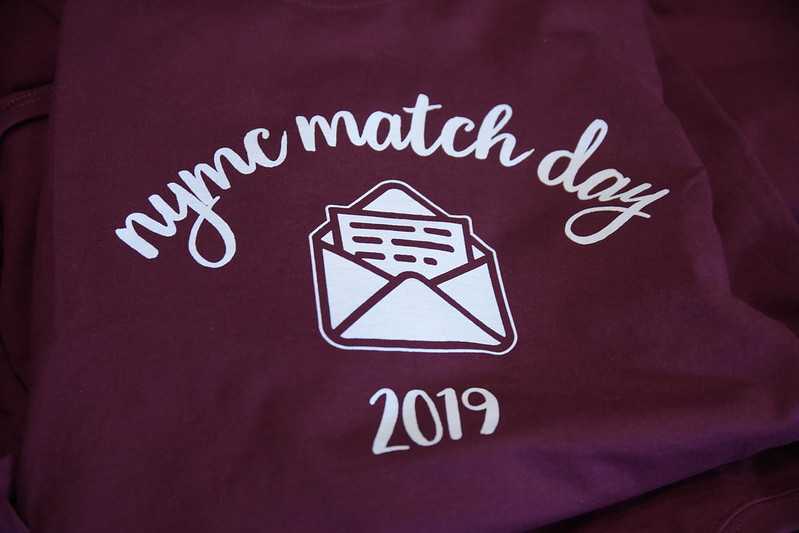Match Day | New York Medical College | Touro College