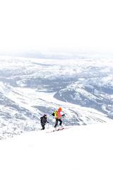 Gaustatoppen Paragliding