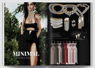 MINIMAL - Michele Gacha | by MINIMAL Store