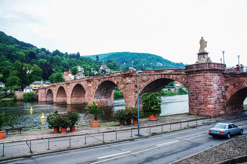 海德堡古橋 (Alte Brucke) 2