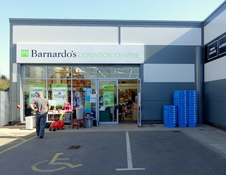 Barnardo's in Preston after the fire | by Tony Worrall