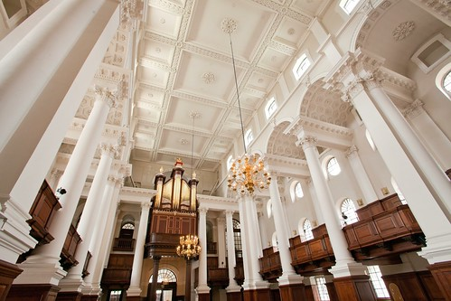 Christ Church Spitalfields | by archidave