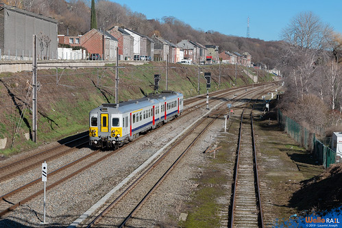 979 sncb ligne 125 engis 15 fevrier 2019 laurent joseph www wallorail be