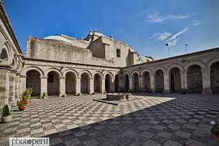 Arequipa, La Compañía | by Photo Peru Stock