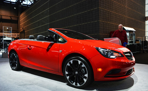 2019 Buick Cascada Photo