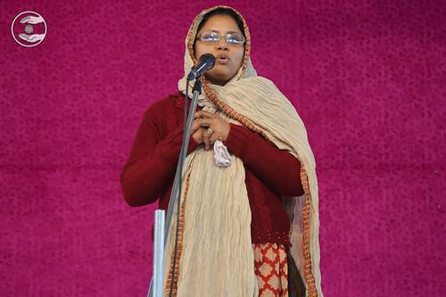 Urmila Jindel from Preet Vihar Delhi, expresses her views