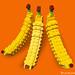 LEGO Bananas by bruceywan
