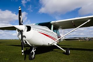 G-IHAR Cessna 172, Scone