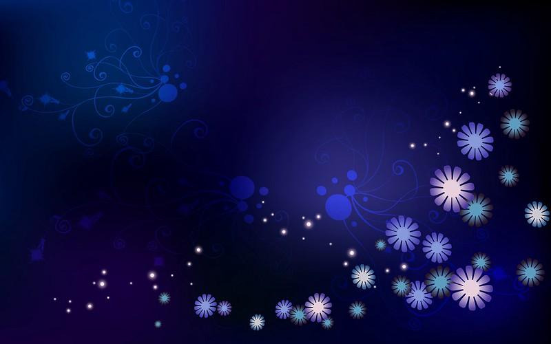 Обои цветы, фон, темный, узоры картинки на рабочий стол, фото скачать бесплатно