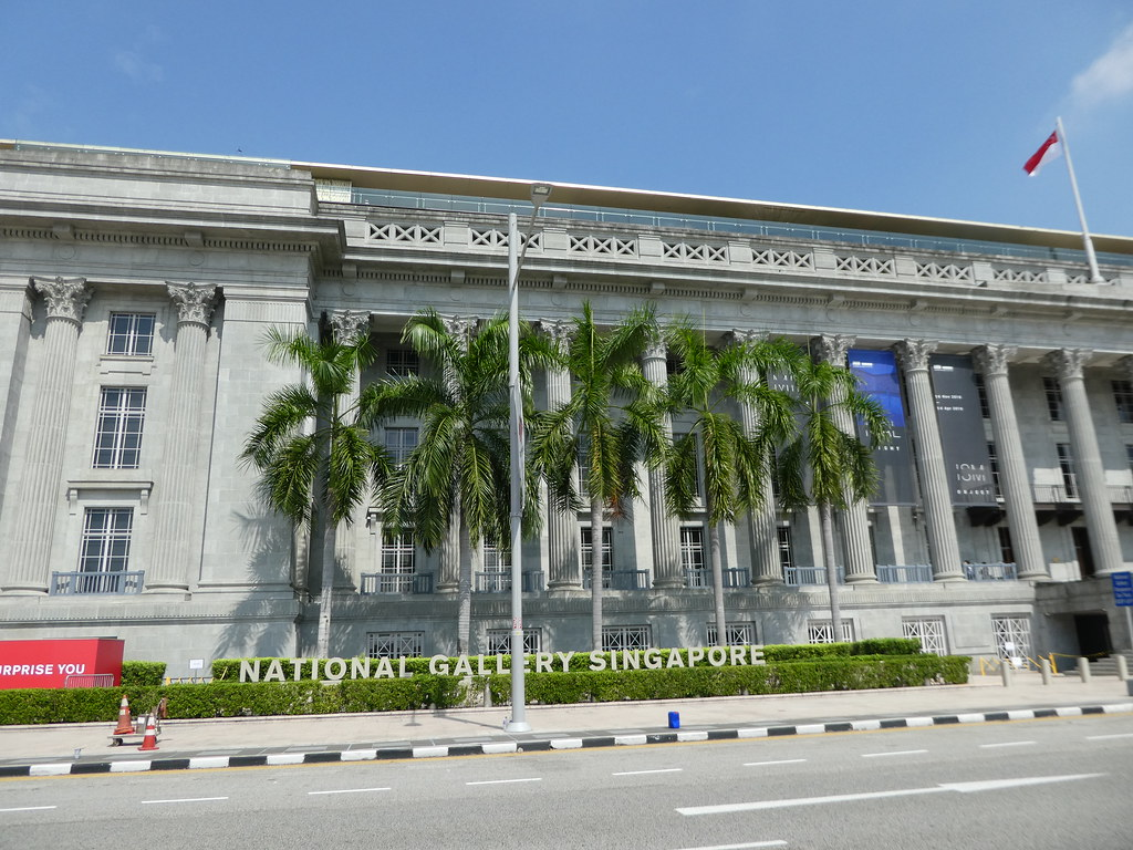 The National Gallery, Singapore