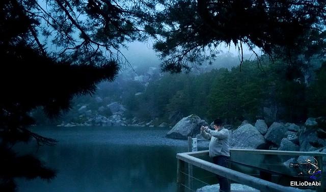 Anochecer en la Laguna Negra de Vinuesa 10