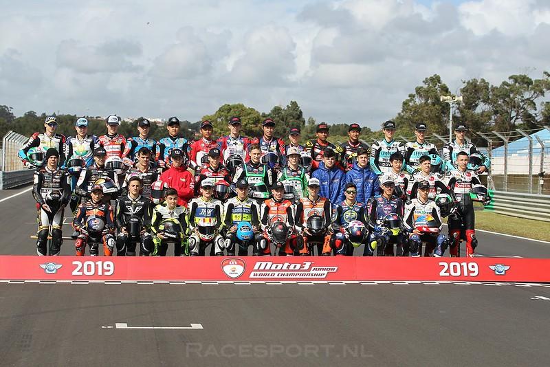 Moto3 startveld 2019